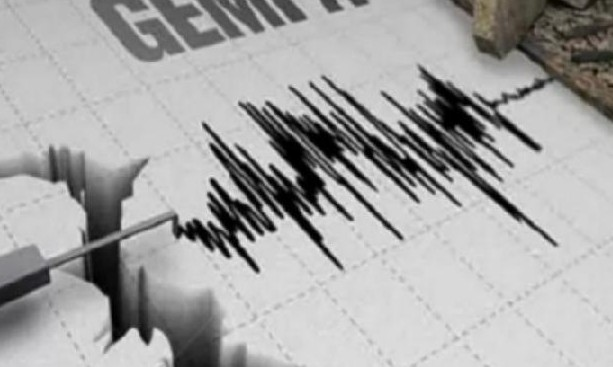 Gempa Guncang Pangandaran