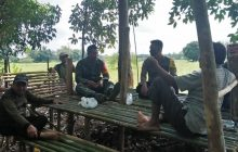Bahaya Narkoba dan Pekat Disosialisasikan di Desa Binaan