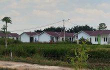 Korem Antasari-PT Azma Arry GrupBangun Rumah Murah untuk Prajurit