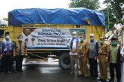 Serahkan Bantuan, WaliKota Samarinda Kunjungi Dapur Umum Dinsos Kalsel