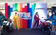 Awali 2021, Yamaha Luncurkan Skutik Multifungsi New Gear 125