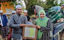 KAJ Sumbang Ponpes Darul Muslimin
