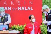 Jokowi Vaksinasi ke-2 Sinovac