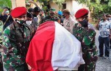 Inna lillaahi WaInnaa Ilaihi Raaji'uun, KSAD ke-17 Jenderal (Purn) Wismoyo Meninggal Dunia