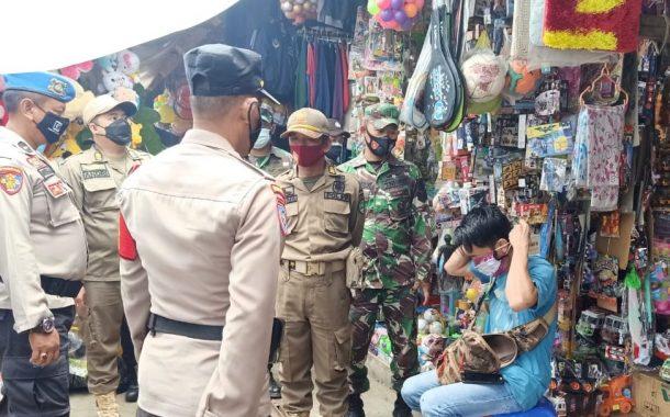 Tapin Disiplinkan Prokes dengan Operasi Yustisi