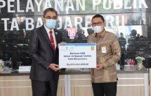 Bank Kalsel Bantu Rumah Tahfidz Banjarbaru Rp 205 Juta