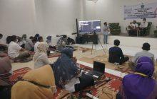 Peserta Workshop Dispersip Tanbu Langsung Miliki Blog