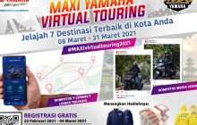 Yamaha Undang Pengguna Maxi Touring Berhadiah Puluhan Juta Rupiah