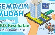 Mobile BankingBankKalselMakin Mempermudah Layanan