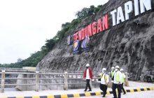 Dam Tapin Difungsikan Perkuat Ketahanan Pangan