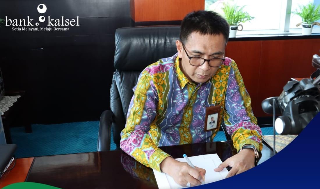 Pacu Sinergi Merah Putih, Bank Kalsel-PT APS Teken MoU