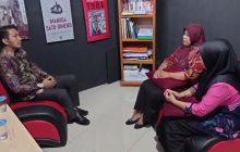 Minat Baca Siswa SD Dibahas dalam Talk Show Perpustakaan