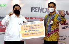 Dukung PEN, Bank Kalsel Terima Kucuran Rp200 M