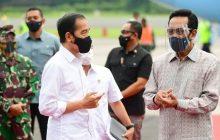 Jokowi Resmikan Kereta Listrik Yogya-Solo