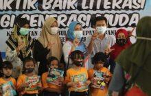 Balai Bahasa Gelar Trauma HealingBermuatan Literasi
