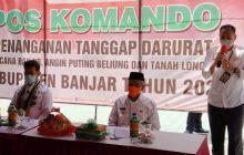 Jokowi Kembali Bantu Korban Banjir Kalsel