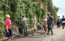Imbas Bencana Banjir, PLN Mulai Perbaikan Jaringan ke Desa Arangani
