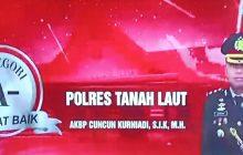 Polres TalaRaih PenghargaanKemenpan RB
