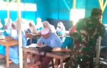CLS Sosialisasi Prokes di Ponpes
