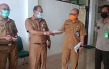 PT Conch Bantu 4.000 Sak Semen ke Daerah Banjir