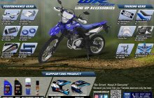 Yamaha Luncurkan Aksesoris WR 155 R