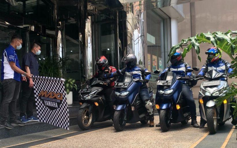 Maxi Yamaha Virtual Touring 2021 Dimulai