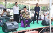 Bupati Zairullah Azhar dan Wakil Bupati M Rusli Gelar Syukuran di Istana Anak Yatim