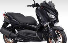 Yamaha XMAX 250 Semakin Trendy dan Sporty dengan Warna Baru