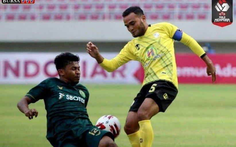 Bakantan Hamuk ke Perempat Final Piala Menpora 2021