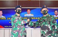 Kolonel Laut (P) Herbiyantoko Pimpin Lanal Banjarmasin