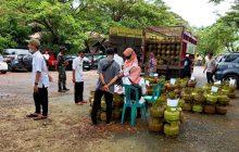 Operasi Pasar si Melon Dikawal Pilar Tapteng