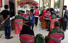 Peringati HUT ke-68 Ikahi, TNI-Polri dan ASN Tapin Donor Darah