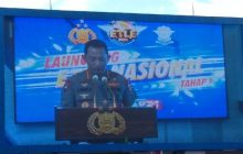 Launching e-TLE di 12 Polda, Kapolri Ingin Polantas Seperti Super Hero