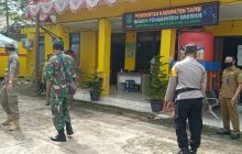 Operasi Prokes Tapin Sasar Perkantoran