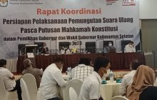 KPU Kalsel Rekrut Petugas PPK, PPSdan KPPSuntuk PSU 9 Juni