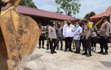 Bisnis Kayu Poktan Nuah Batu NyapauDigulung Polda Kalteng