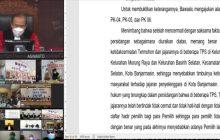MK Batalkan Kemenangan Ibnu-Arifin, Minta 3 KelurahanPSU