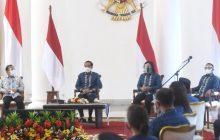 Presiden Minta HIPMI Balikkan Bencana Covid Jadi Kebangkitan Ekonomi