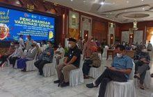 Kalsel Mulai Vaksinasi Tahap II, Sasar TNI-Polri dan Awak Media