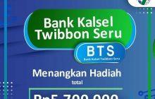 Bank Kalsel Gelar Lomba Twibbon