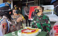Polda Kalteng Ikut Bahagia di HUT ke-47 PanjuPanjung