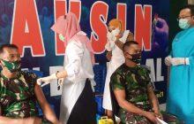 TNI HST VaksinasiSinovac ke-2