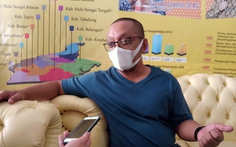 Pelapor ASN Diduga tak Netral Diperiksa Bawaslu Kalsel