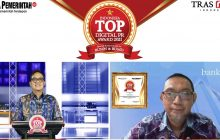 Bank Kalsel Raih Indonesia TOP Digital PR Award 2021