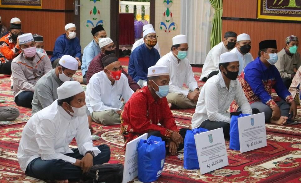 Pemkab Banjar Bantu Rumah Ibadah di 20 Desa