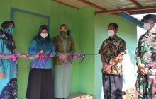Berkat TP PKK Tala dan TNI, Matran Miliki Rumah