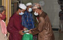Giliran Masjid Darul Fa'izin Terima Hibah