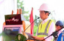 Resmikan 2 Tol di Banten, Jokowi Pesani Pemda