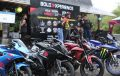 12 Klub Motor Gelar 'Meet Up Bold Riders'