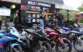 12 Klub Motor Gelar 'Meet Up Bold Riders'